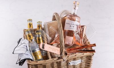 Win a Rosé Gin Hamper (worth £125)