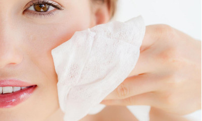 Free Biodegradable Facial Wipes