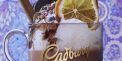 Free Cadbury Hot Chocolate Kit
