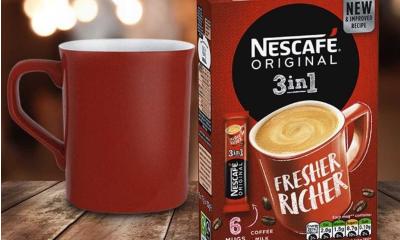 Free Nescafé Instant Coffee