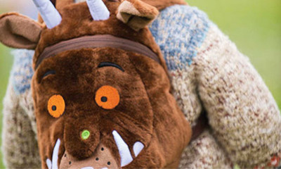 Free Gruffalo Backpack