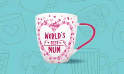 Free Mother's Day Mug