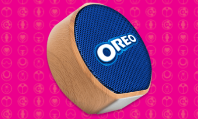 Free Bluetooth Speaker from Oreo