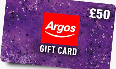 Free Argos Vouchers for Taking Surveys