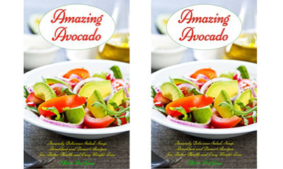 Free Avocado Superfood Kindle Recipe Book