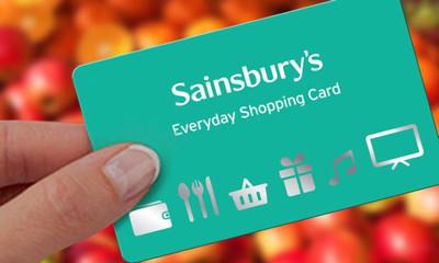 Free £10 Sainsbury's Voucher