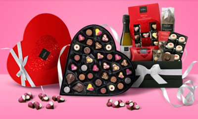 Free Melting Hearts from Hotel Chocolat