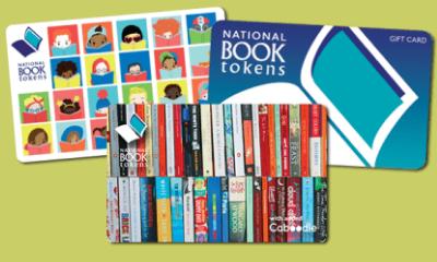 Win a £50 National Book Token