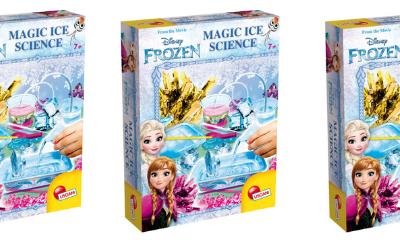 Win a Frozen Magic Ice Science Set