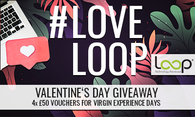 Win 1 of 4 £50 Virgin Experience Day Vouchers