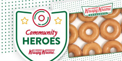 50% Off A Dozen Doughnuts for Frontline Workers