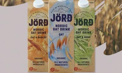Free Jörd Oat Milk