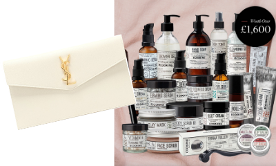 Win a YSL Bag & £1,600 Worth of Skincare