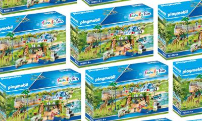 Win the Playmobil Zoo Range