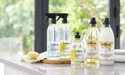 Win a Year's Supply of Cleaning Products from Wilton London (worth £350)