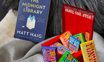 Win Tony's Chocolonely Chocolate & a Signed Copy of The Midnight Library