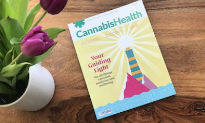 Free Copy of 'Cannabis Health' Magazine