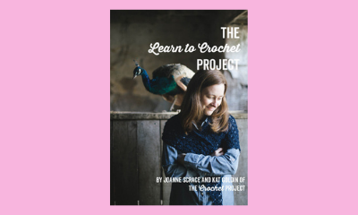 Win The Learn To Crochet Project Book & Surprise Goodies