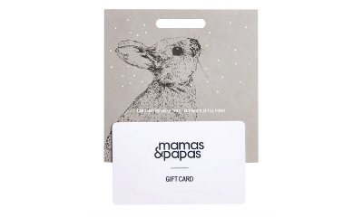 Win a £250 Mamas & Papas Gift Card