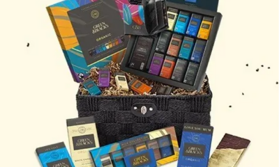 Win a Green & Black's Mother's Day Hamper (worth £30)