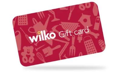 Win a £100 Wilko Voucher