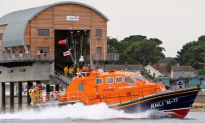 Bembridge Life Boat Station | Bembridge, Isle of Wight