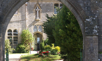 Carisbrooke Priory | Newport, Isle of Wight