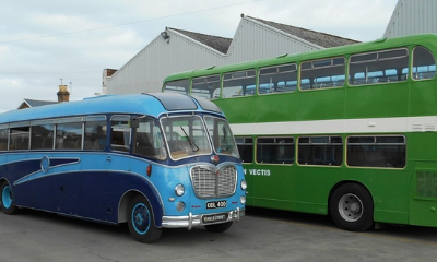 Isle of Wight Bus Museum | Ryde, Isle of Wight