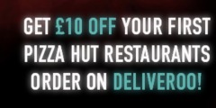 £10 Off Deliveroo