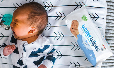 Win a Year's Supply of Baby WaterWipes