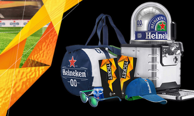 Free Dufflebag from Heineken