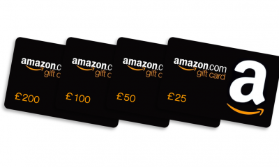 Free Amazon Vouchers for Talking about Money