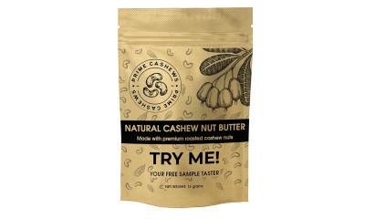 Free Cashew Butter