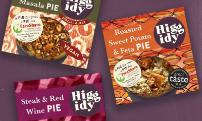 Free Higgidy Pie - 1,000 Available
