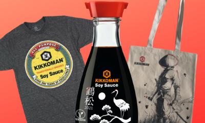 Win a Kikkoman Limited Edition Goodies Bundle