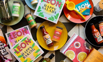 Win a Cooking Bundle from LEON & Rockett St George