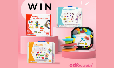 Win a Home School Bundle from Edx Education (worth £125)