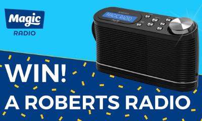 Win a DAB Roberts Radio