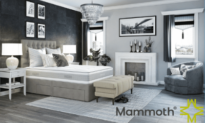 Win Sleep Products from Mammoth (worth £2,000!)