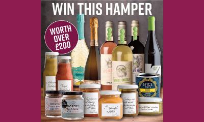 Win a Luxury Vegan Wine & Food Hamper (worth over £200)