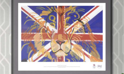 Free Team GB Limited-Edition Print