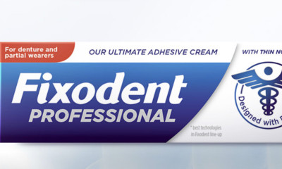 Free Fixodent Denture Adhesive - 4,000 Available!