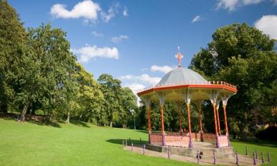 Lincoln Arboretum | Lincoln, Lincolnshire
