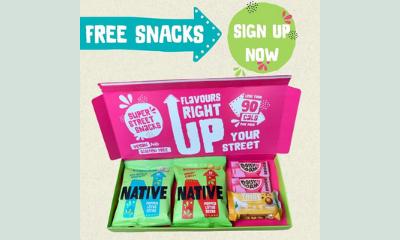Free Snacks from Native Snacks