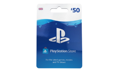 Win a £50 Playstation Store Gift Card