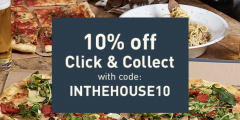 10% off Click & Collect