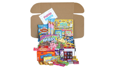 Win a Huge 1990s Retro Sweet Hamper