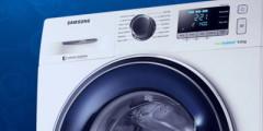 Win A Samsung Washing Machine