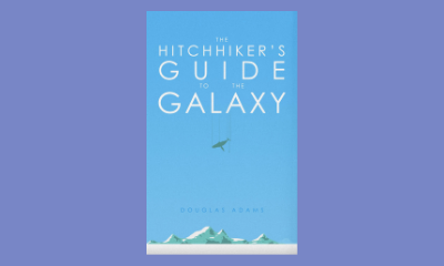 Free Copy of 'The Hitchhiker's Guide to the Galaxy'