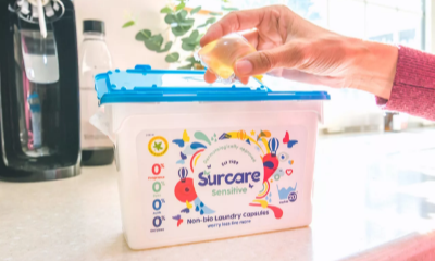 Free Surcare Laundry Capsules
